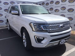 New 2019 Ford Expedition Platinum SUV 1FMJU1MTXKEA32443 in San Angelo. TX