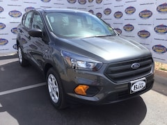 New 2019 Ford Escape S SUV 1FMCU0F71KUB26607 in San Angelo. TX