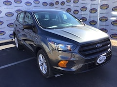 New 2019 Ford Escape S SUV 1FMCU0F71KUA62844 in San Angelo. TX