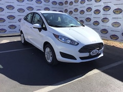 New 2019 Ford Fiesta S Sedan 3FADP4AJ0KM121399 in San Angelo. TX