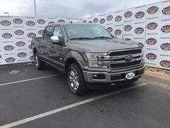 New 2019 Ford F-150 King Ranch Truck SuperCrew Cab 1FTEW1E44KFB03590 in San Angelo. TX