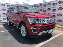 New 2019 Ford Expedition Max Platinum SUV in San Angelo. TX