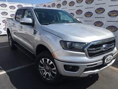 New 2019 Ford Ranger Lariat Truck SuperCrew in San Angelo. TX