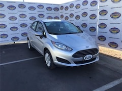 New 2019 Ford Fiesta S Sedan 3FADP4AJ6KM118166 in San Angelo. TX