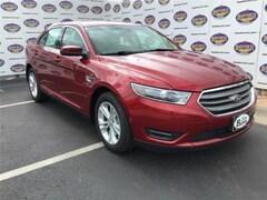 New 2018 Ford Taurus SEL Sedan 1FAHP2E85JG138849 in San Angelo. TX