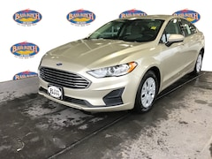 New 2019 Ford Fusion S Front-wheel Drive Sedan 3FA6P0G79KR133017 in San Angelo. TX