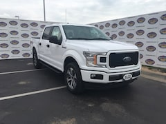 New 2019 Ford F-150 STX Truck SuperCrew Cab in San Angelo. TX