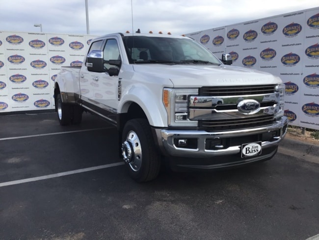New 2019 Ford F-450 King Ranch Truck Crew Cab in San Angelo. TX