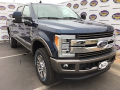 New 2019 Ford F-250 King Ranch Truck Crew Cab 1FT7W2BT4KED92955 in San Angelo. TX