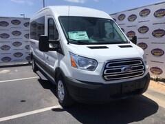 New 2019 Ford Transit-350 XLT Wagon Medium Roof Passenger Van in San Angelo. TX