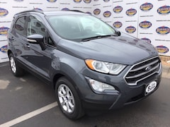 New 2019 Ford EcoSport SE Crossover MAJ3S2GE6KC262309 in San Angelo. TX