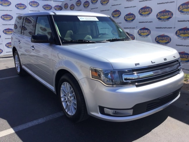 used 2018 Ford Flex SEL SUV in Sna Angelo TX