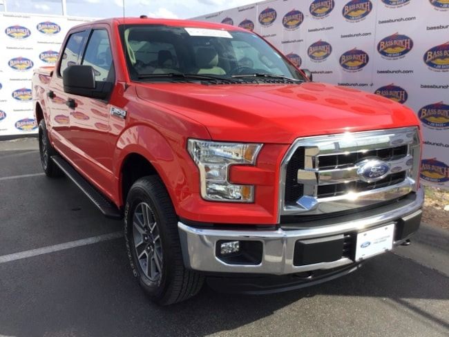 used 2016 Ford F-150 XLT Truck in Sna Angelo TX