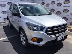 New 2019 Ford Escape S SUV 1FMCU0F76KUB58081 in San Angelo. TX