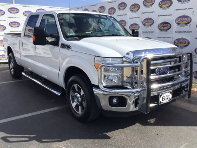 2015 Ford F-250SD XLT Truck