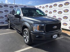 New 2019 Ford F-150 STX Truck SuperCrew Cab 1FTEW1EP0KKD89214 in San Angelo. TX