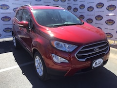 New 2019 Ford EcoSport SE Crossover MAJ3S2GE4KC262311 in San Angelo. TX