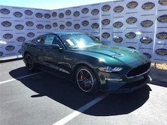 New 2019 Ford Mustang BULLITT Coupe 1FA6P8K08K5501120 in San Angelo. TX