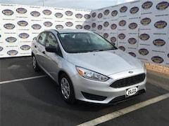New 2018 Ford Focus S Sedan 1FADP3E21JL330826 in San Angelo. TX