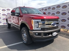 New 2019 Ford F-350 King Ranch Truck Crew Cab 1FT8W3BT7KEE96625 in San Angelo. TX