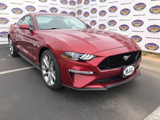 New 2019 Ford Mustang GT Premium Coupe in San Angelo. TX