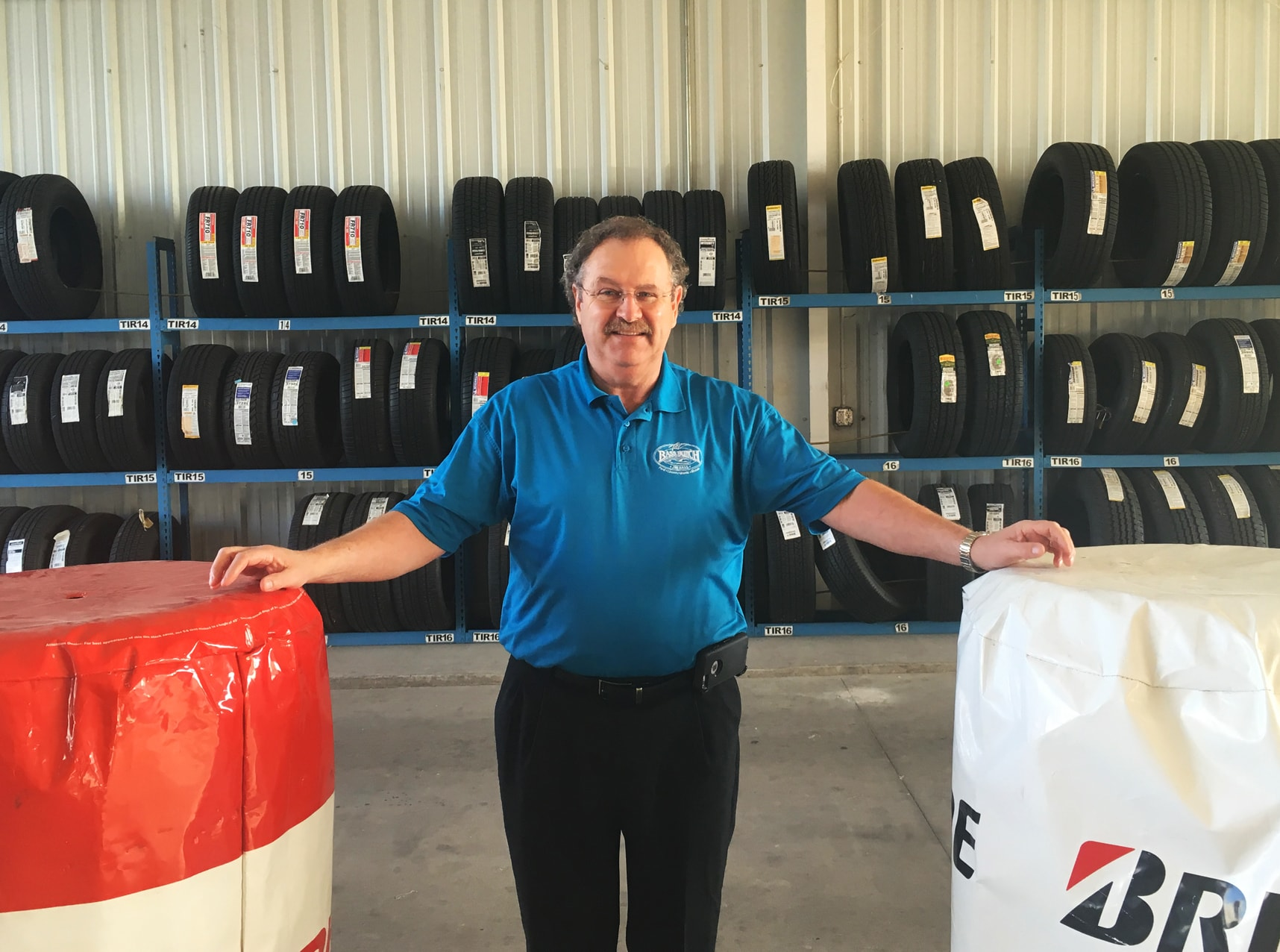 eddie rose is in his 5th year as fixed operations director here with the bass bunch lending our service department his over three decades of experience - Fixed Operations Director