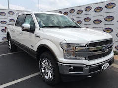 New 2019 Ford F-150 King Ranch Truck 1FTEW1E41KFA61282 in San Angelo. TX