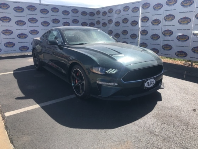 New 2019 Ford Mustang BULLITT Coupe in San Angelo. TX