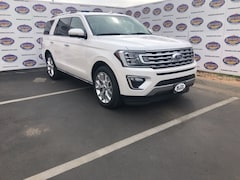 New 2019 Ford Expedition Limited SUV in San Angelo. TX