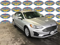 New 2019 Ford Fusion S Front-wheel Drive Sedan 3FA6P0G79KR148214 in San Angelo. TX