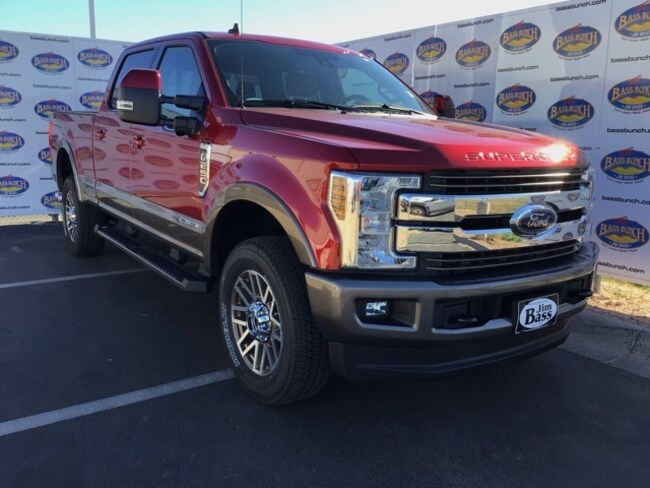 New 2019 Ford F-250 King Ranch Truck Crew Cab in San Angelo. TX