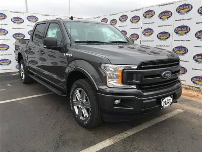 New 2019 Ford F-150 XLT Truck in San Angelo. TX