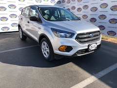 New 2019 Ford Escape S SUV 1FMCU0F71KUA79255 in San Angelo. TX