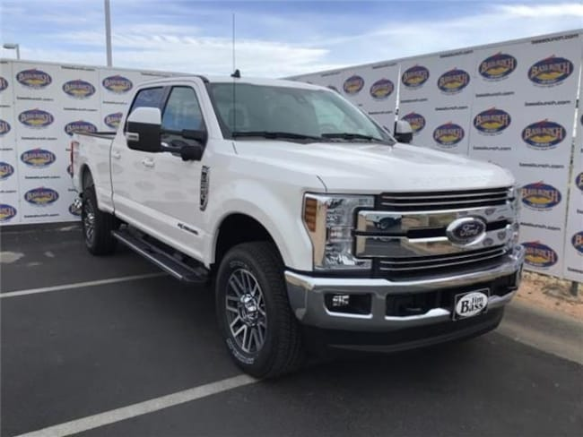 New 2019 Ford F-250 Lariat Truck Crew Cab in San Angelo. TX