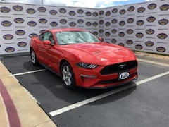 New 2019 Ford Mustang Ecoboost Coupe 1FA6P8TH5K5118403 in San Angelo. TX