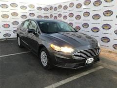 New 2019 Ford Fusion S Sedan 3FA6P0G75KR171425 in San Angelo. TX