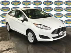 New 2019 Ford Fiesta S Sedan 3FADP4AJ6KM112111 in San Angelo. TX