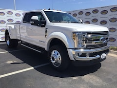 New 2019 Ford F-450 Lariat Truck Crew Cab in San Angelo. TX