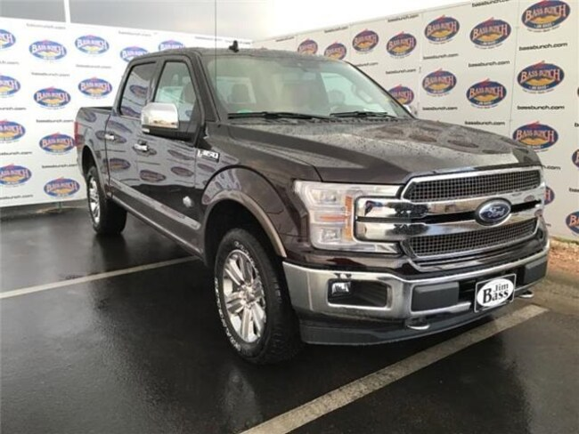 New 2019 Ford F-150 King Ranch Truck in San Angelo. TX