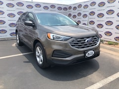 New 2019 Ford Edge SE SUV in San Angelo. TX