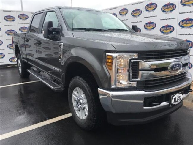 New 2019 Ford F-250 STX Truck Crew Cab in San Angelo. TX