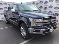 New 2019 Ford F-150 King Ranch Truck SuperCrew Cab 1FTEW1E43KFA79816 in San Angelo. TX