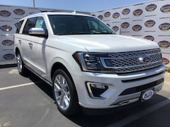 New 2019 Ford Expedition Platinum SUV 1FMJU1MT6KEA53743 in San Angelo. TX
