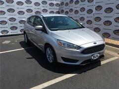 New 2018 Ford Focus SE Hatchback 1FADP3K27JL330835 in San Angelo. TX