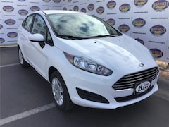 New 2019 Ford Fiesta S Sedan 3FADP4AJ4KM118165 in San Angelo. TX