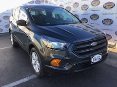 New 2019 Ford Escape S SUV 1FMCU0F7XKUB26606 in San Angelo. TX