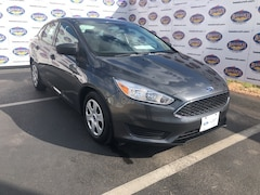 Used 2018 Ford Focus S Sedan 1FADP3E27JL330832 in San Angelo, TX