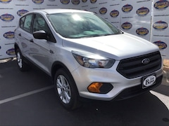 New 2019 Ford Escape S SUV 1FMCU0F75KUA71157 in San Angelo. TX