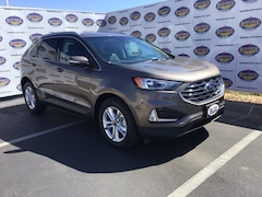 New 2019 Ford Edge SEL SUV in San Angelo. TX