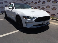 New 2019 Ford Mustang EcoBoost Coupe 1FA6P8TH7K5185648 in San Angelo. TX